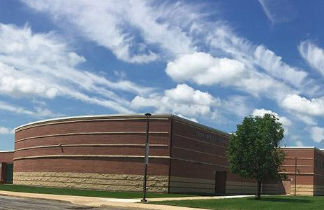 Troy Middle School Building